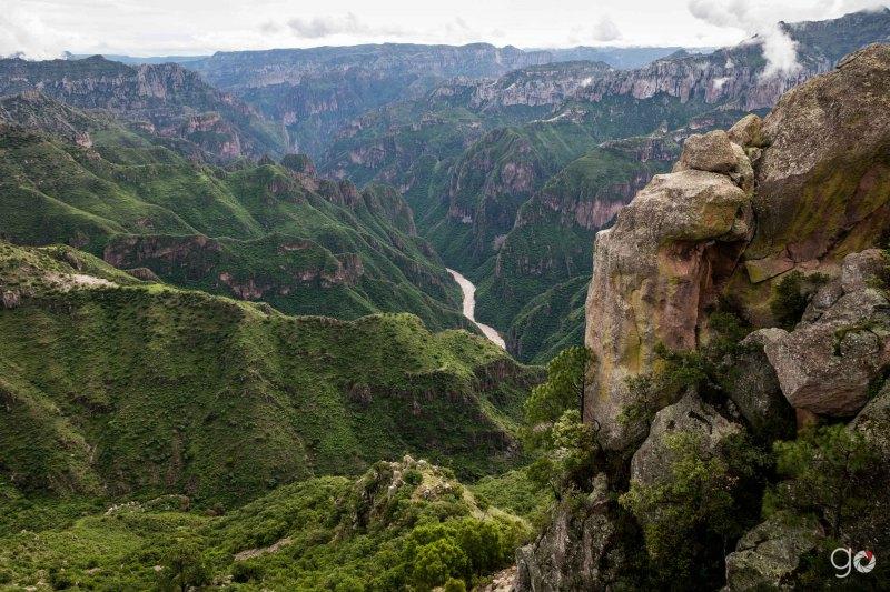 Río Urique II
