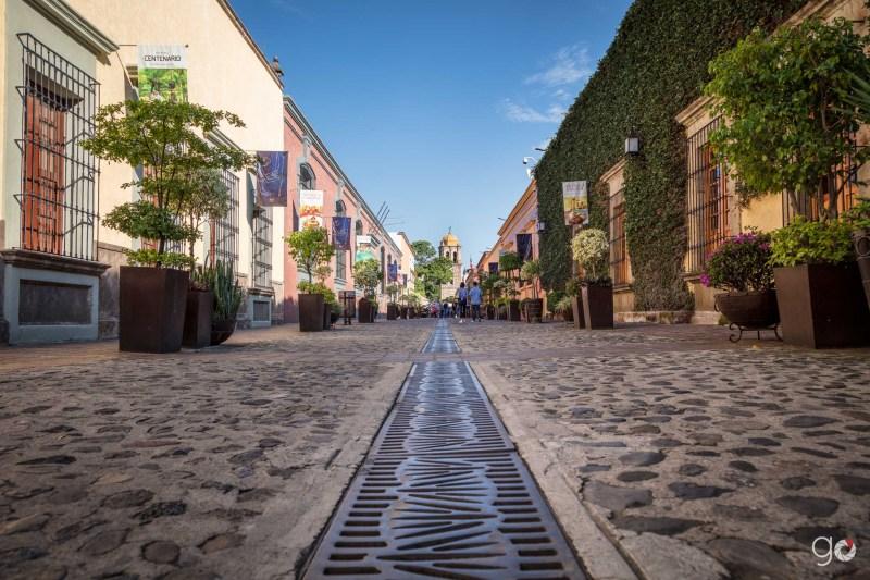 Por las calles de Tequila