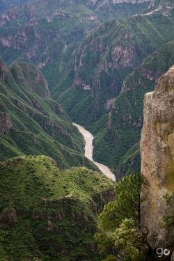 Río Urique