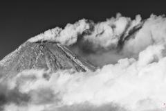 Volcano Clouds